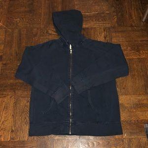 Old Navy Zip up hoodie navy blue